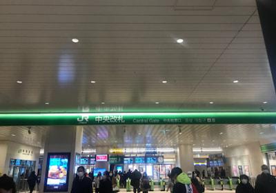 JR千葉駅中央改札