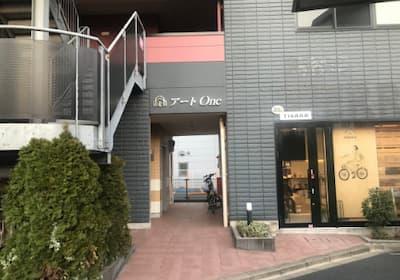 アートOne入口