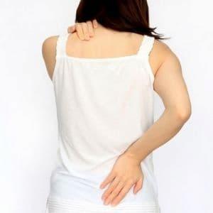お客様の悩み肩こり・腰痛を改根本的に善したい